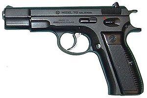 CZ75 9mm