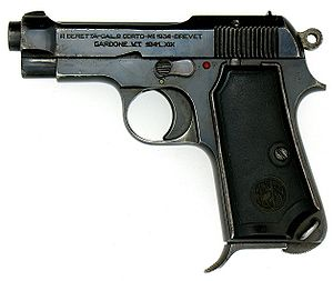 ベレッタ M1934 9mmショート