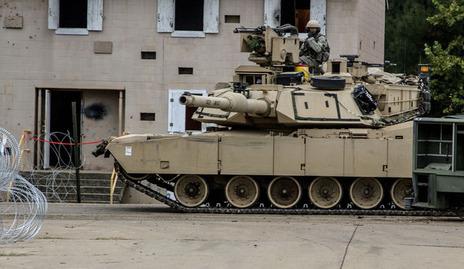 【軍事ニュース 2017.02.16】 米国防総省、シリアへの地上部隊派遣を提案か 当局者が示唆