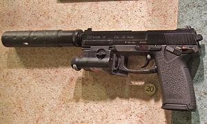 H&K MK23 MOD0(ソーコムマーク23) 45口径