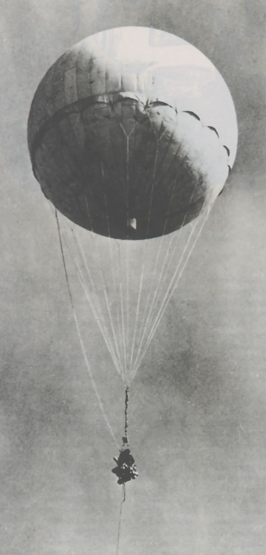 日本軍のトンデモ兵器? 風船爆弾