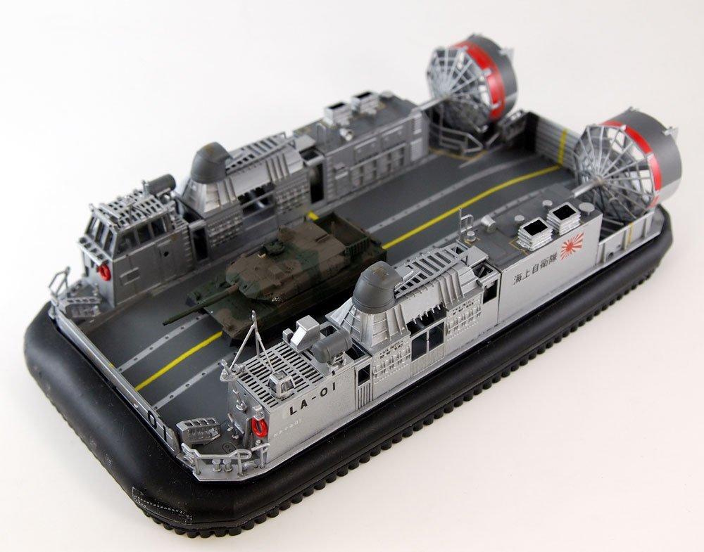 1/144 海自エアクッション型揚陸艇 LCAC+ 10式戦車1輌 (キット) 付