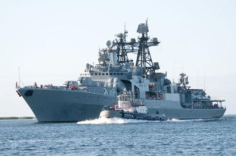 【軍事ニュース 2017.01.05】 ロシア軍艦、マニラに寄港 南シナ海でのプレゼンス強化へ