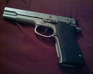 S&W M645 M745/M4506