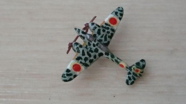 第700飛行戦隊 二式複戦 屠龍