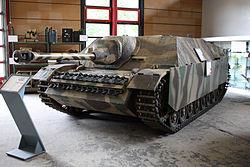 新製品情報 1/35 ミリタリーミニチュアシリーズ No.340 ドイツ IV号駆逐戦車 /70 (V) ラング 35340