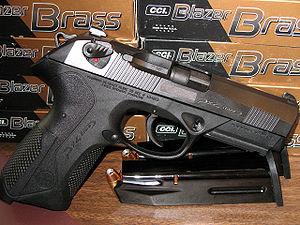 PX4 9mm/40S&W