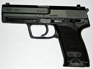 H&K USP 9mm