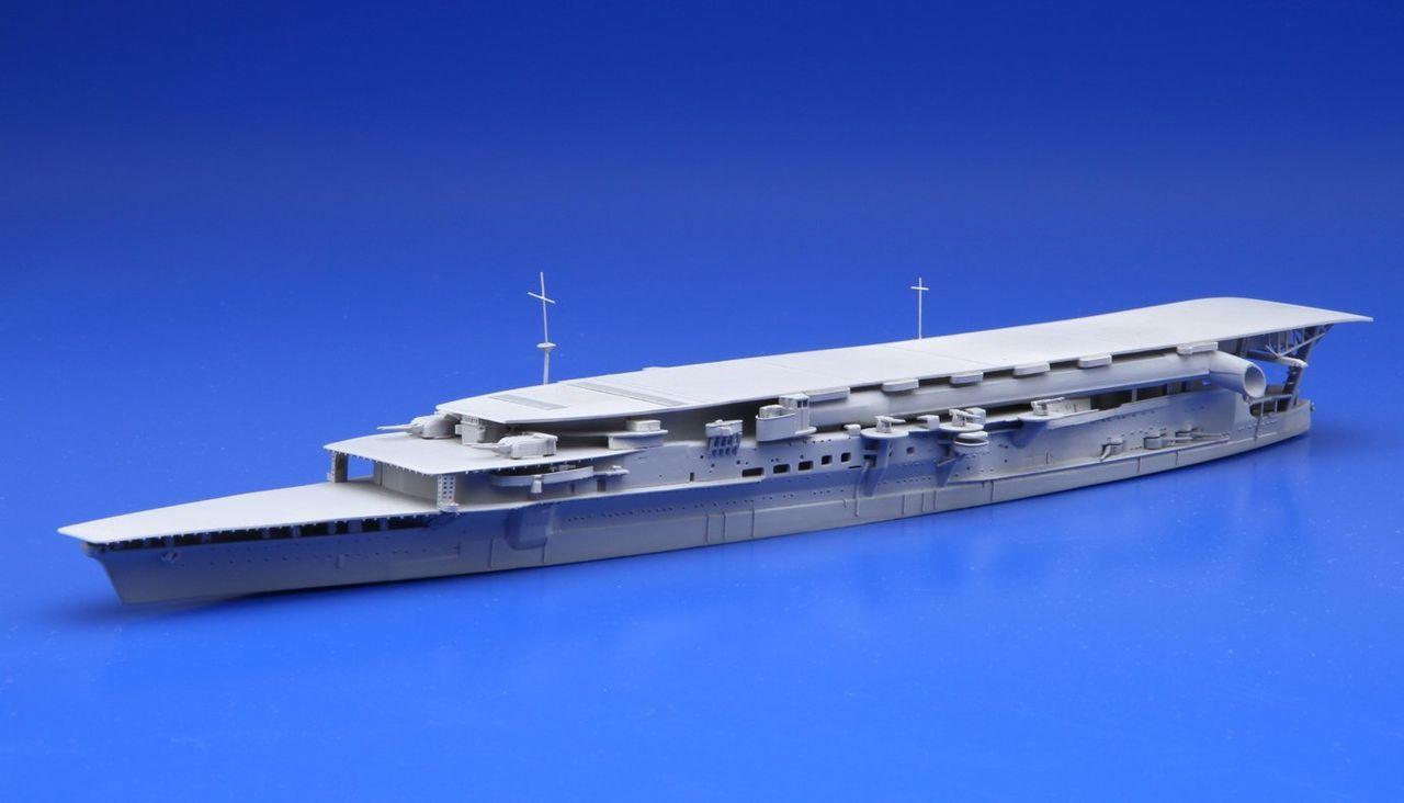 1/700 特シリーズNo.86 日本海軍航空母艦 加賀 三段式飛行甲板仕様