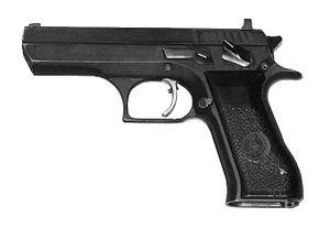IMI ジェリコ941 9mm 40S&W