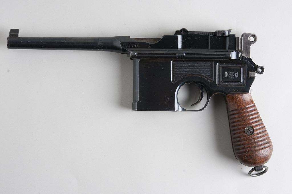 モーゼルC96