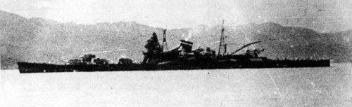 1/700 特シリーズ 日本海軍重巡洋艦 利根