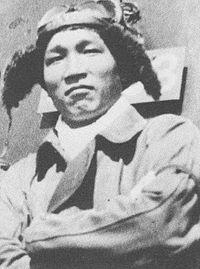 日本海軍航空隊 戦闘機搭乗員 小町定