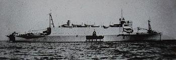日本陸軍 特殊船 神州丸