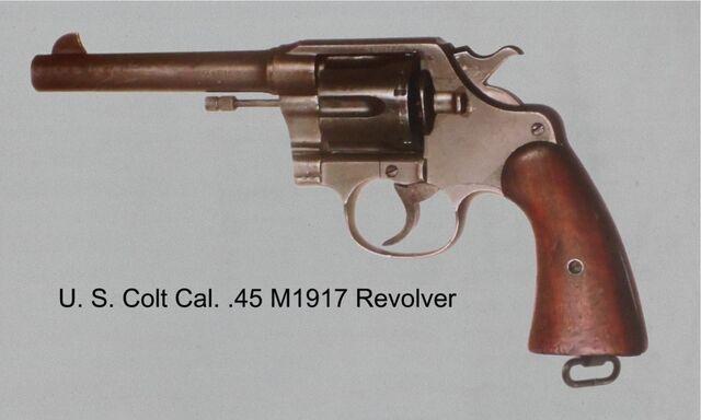 コルトM1917