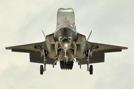 在日米軍のF-35が新しい戦術を開拓しつつあるようだ。