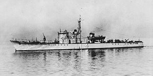 1/700 ウォーターライン 日本海軍小艦艇セット