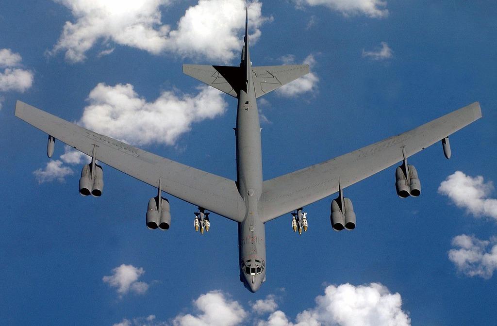 B-52爆撃機