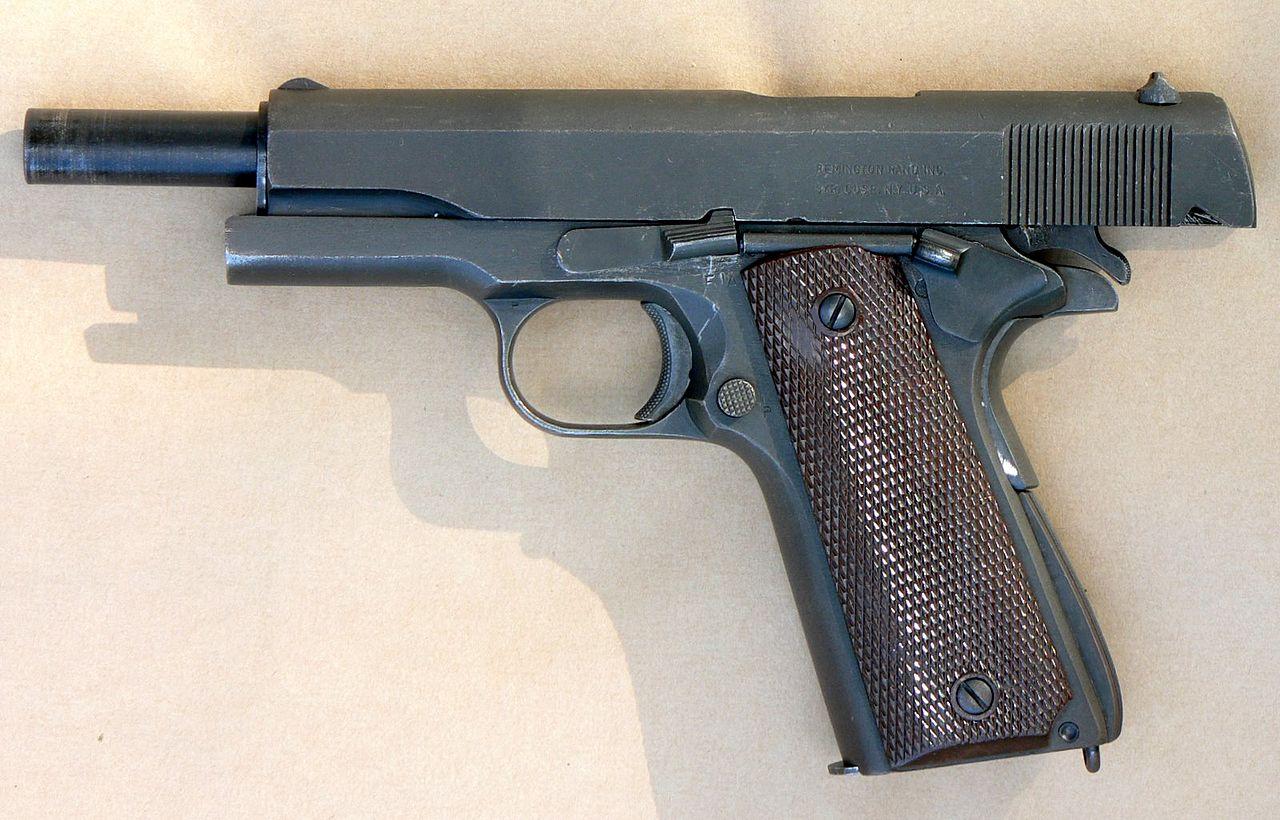 CAW U.S Army M1911A1 ミリタリーモデル of 1943