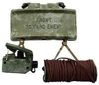 M18クレイモア地雷