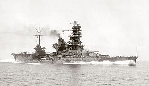Battleship-carrier_Ise