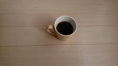 20180302食後のコーヒー