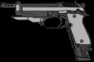 ベレッタ M93R 9mm