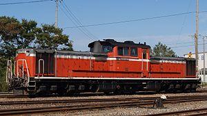 1/45 OJトレインミュージアムシリーズ No.01 ディーゼル機関車 DD51 北斗星