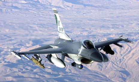 F-16を自律無人戦闘機とする計画