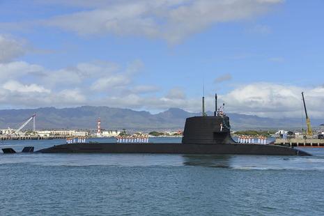 【軍事ニュース 2017.2.11】 海自潜水艦、5分で壊滅?