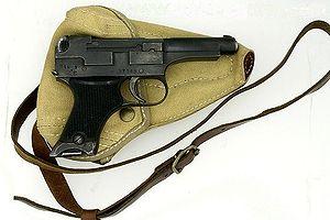 南部銃製造所 九四式拳銃