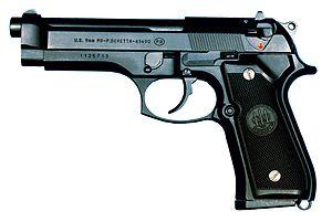 ベレッタ M92F 9mm