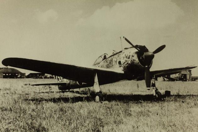 「ブラックドラゴン飛行隊」と零戦「ナゴヤタイプ」