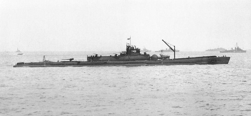 潜水艦から発進する兵器 〜日本の潜水艦は何でも積める〜