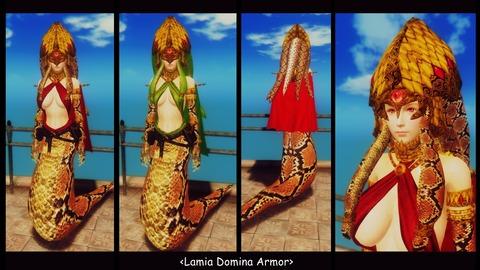013 Lamia Domina Armor