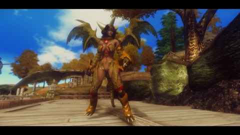 02 Dragonewt Lord A