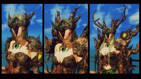 012 Gnarl Dementia Mask