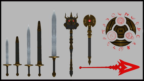 003 Weapon