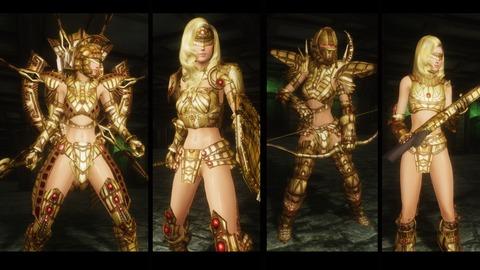 002 Dwarven Droid Armor