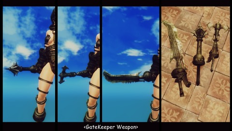 006 GateKeeper weapon