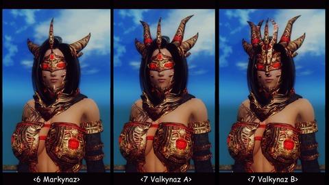 018 Daedric-Mask03 6-Markynaz 7-Valkynaz