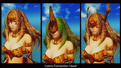 008 Lamia Footsoldier head