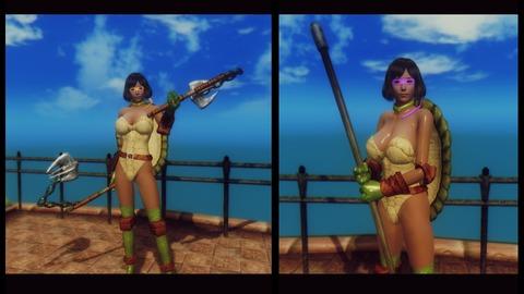 008 weapon Rod & Flail