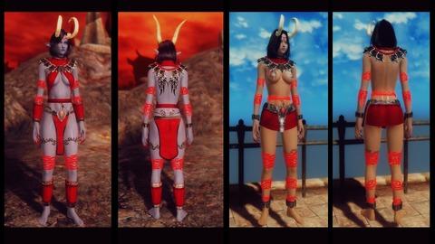 003 Xivilai armor