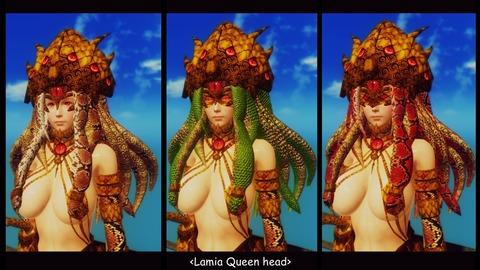 015 Lamia Queen head
