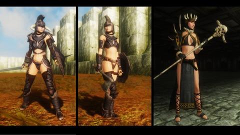 01 Skull Armor A
