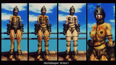 004 GateKeeper Armor