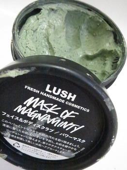 LUSH パワーマスク