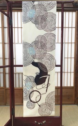 きもの春市2018 小倉充子氏浴衣新作 - 1