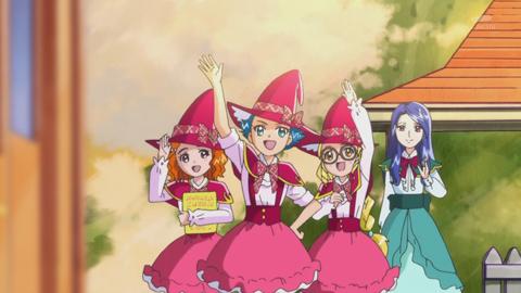 魔法つかいプリキュア第30話-600